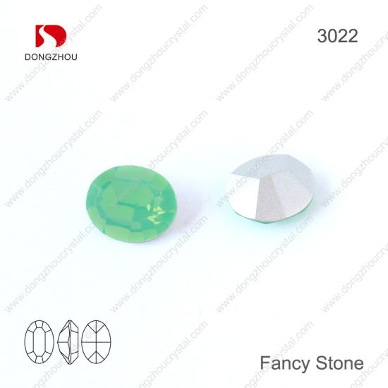 Crystal Oval Fancy Opal Stone for Jewelry Accessories
