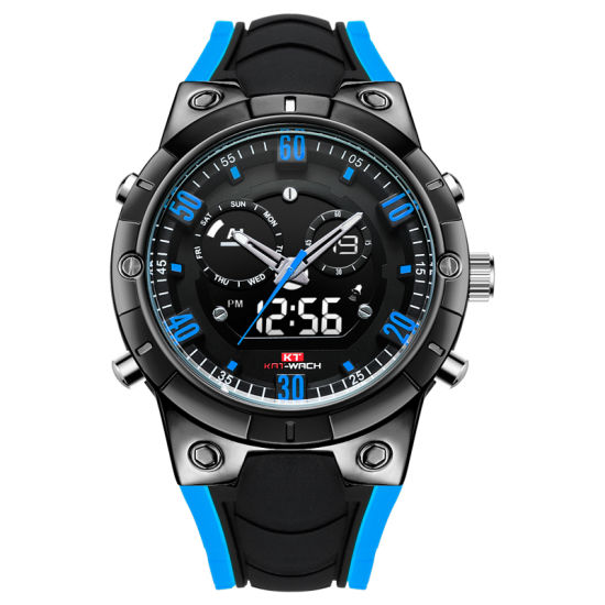 Watches Swiss Mens Fashion Watches Digital Watch Gift Quality Watches Quartz Custome Wholesale Sports Watch Swiss Watch pictures & photos