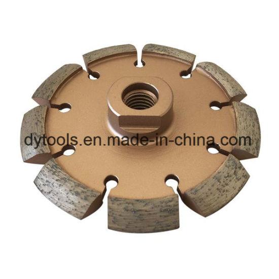 """1//4/"""" x 4/"""" overall length tuckpoint grinding pin"""