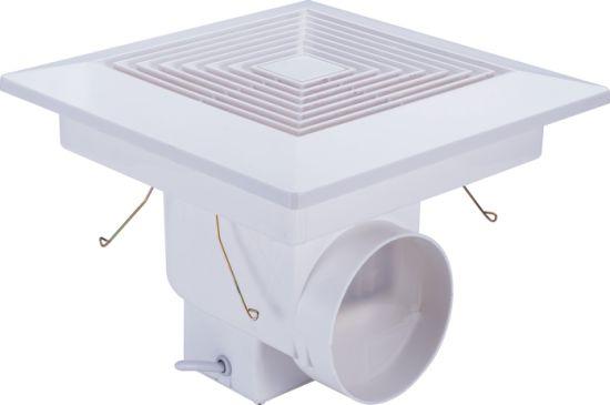 China 6 8 10 12 Inch Kdk Shami Ventilation Exhaust Fan