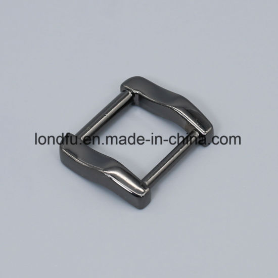 Top China Manufacturer Gunmetal Hardware O Ring Buckle for Bags