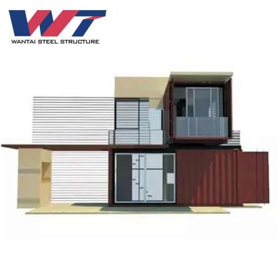 Australian Standard Prefabricated Expandable Container House Price with Bathroom pictures & photos