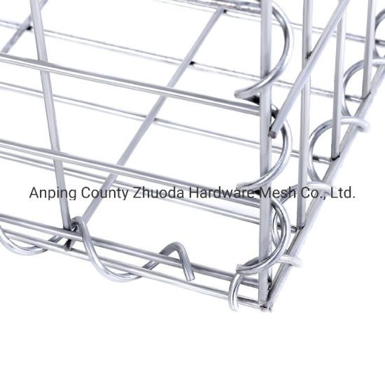 Amazon Welded Gabion Basket for Retaining Wall and Landscaping Construction pictures & photos