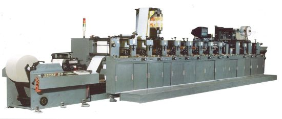 Narrow Flexo Peinting Machine From Herzpack