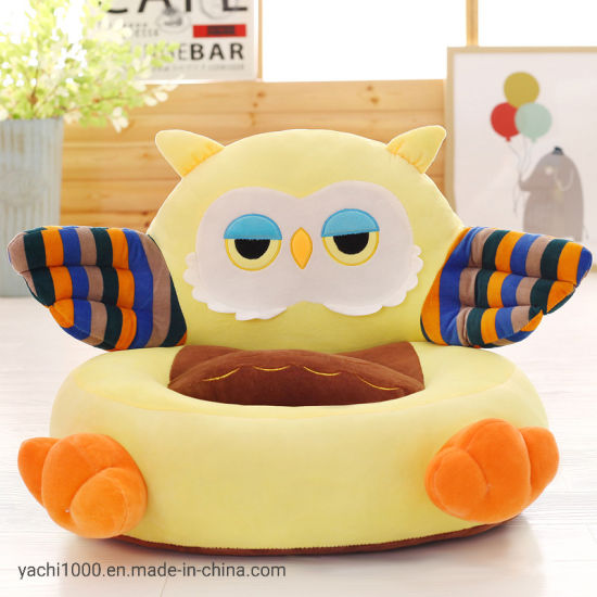 Custom Home Furniture Plush Stuffed Super Soft Leisure Sofa for Kids