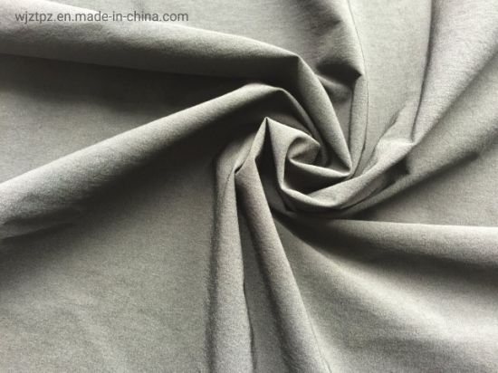 Nylon Polyester Spandex Stretch Fabric Chemical Fabric for Garment