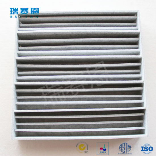 China Soundproofing Polyester Fiber Acoustic Wall Panels