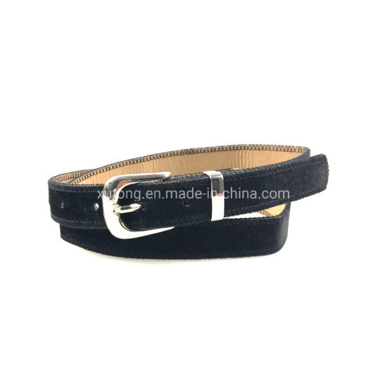 Lady Classic Fashion Stitching PU Belt Retro Leather Women Waist Belts