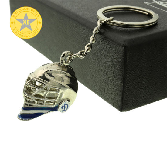 3D/2D/Flat/ Full 3D Attractive Design Metal Keychain pictures & photos