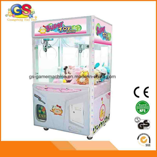 New Design Indoor Outdoor Amusement Cheap Arcade Claw Machine for Sale Cheap pictures & photos