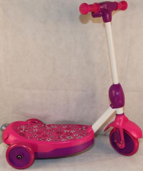 Three Wheels Electric Baby Bubble Triscooter