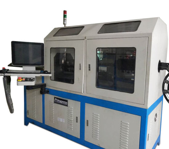 3D CNC Wire Bending Machine for Super Market Truck pictures & photos