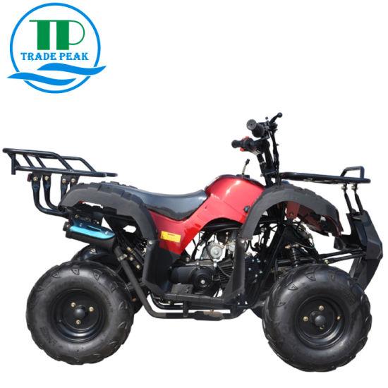 China Factory Price Adult ATV 125cc ATV - China Mini Quad