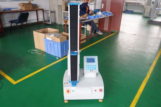 Automatic Car Safety Belt Shearing Tensile Strength Test Equipment pictures & photos
