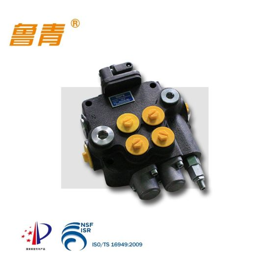 Wholesale Competitive P80 Monoblock Hydraulic Directional Valve for Tractor