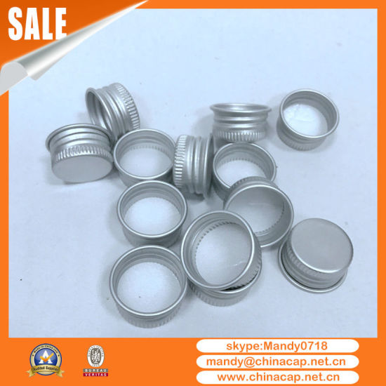 150ml Silver Aluminum Bottle with Screw Cap for Health Care Capsules pictures & photos