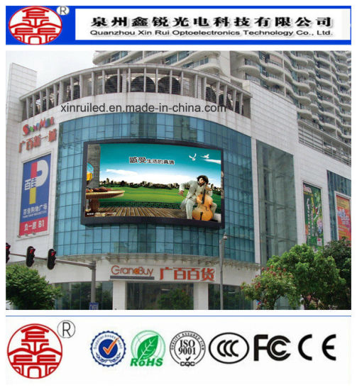 Best Price Best Quality China Outdoor P6 Full Color LED Display pictures & photos