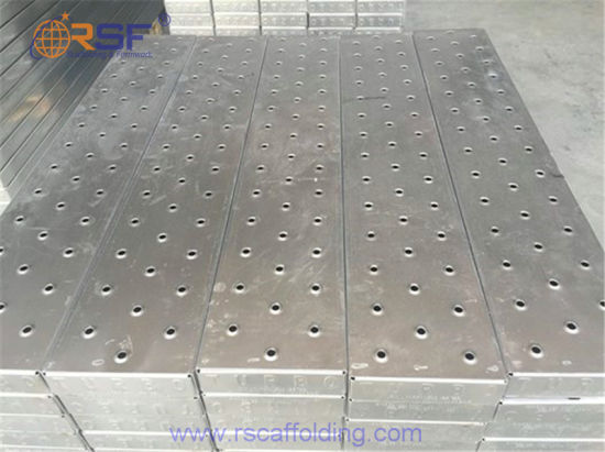 Hot DIP Galvanized Scaffold Steel Catwald Board