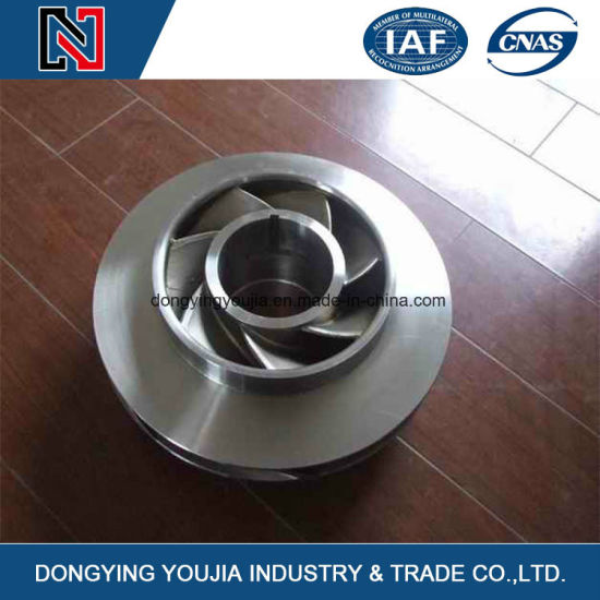 Stainless Steel Precision Investment Casting Water Pump Impeller pictures & photos