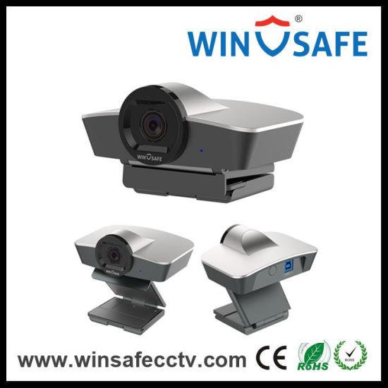2.1MP Sony CMOS Sensor USB 3.0 Video Conference PTZ Camera