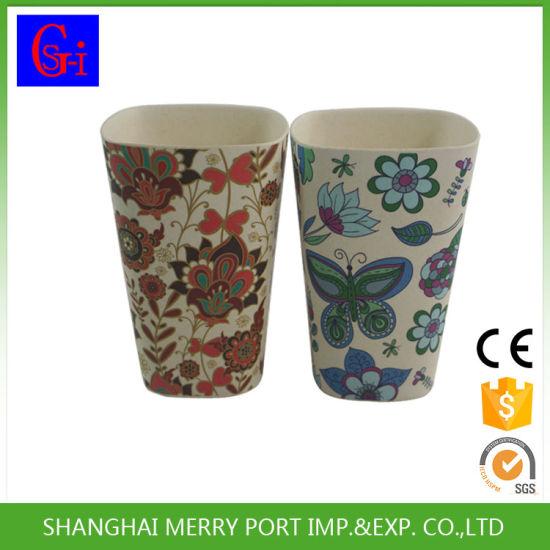 Bamboo Fiber Not Polluted Unbreakable Keep Cup Coffee Mug