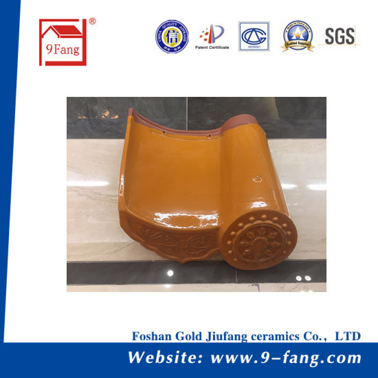 China Clay Roofing Tile Building Material Japanese Roof Tiles ...