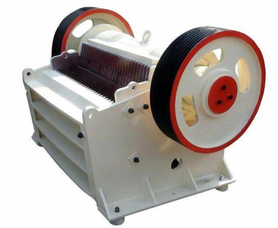 Manufacturer 13-35tph Quarry Stone Primary Jaw Crusher