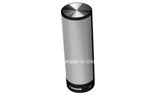 K3 6W Bluetooth 2.1 Hands-Free Cylindrical Mini Portable Wireless Speaker pictures & photos