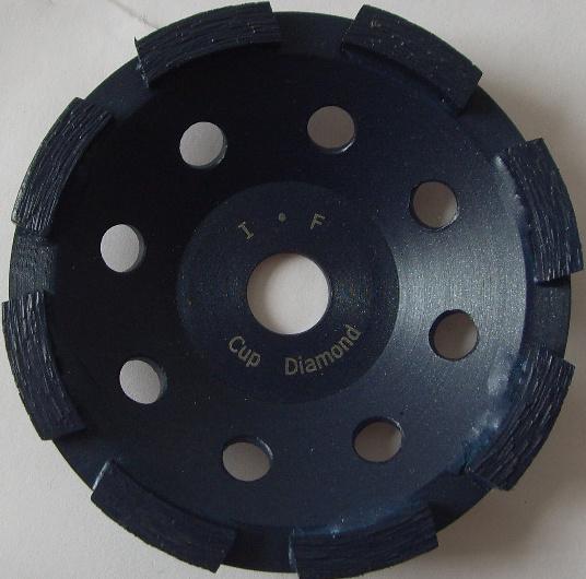 Diamond Single Row Grinding Wheels