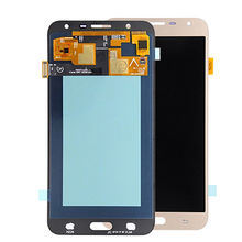 OLED Mobile Phone LCD Screen Touch Digitizer Replacement for Samsung J701 701 One
