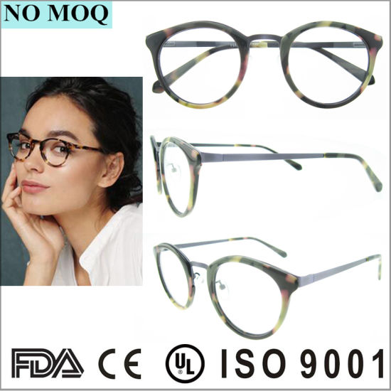 957e8bbabad China New Year Round Tr90 French Eyeglass Frames for Women - China ...
