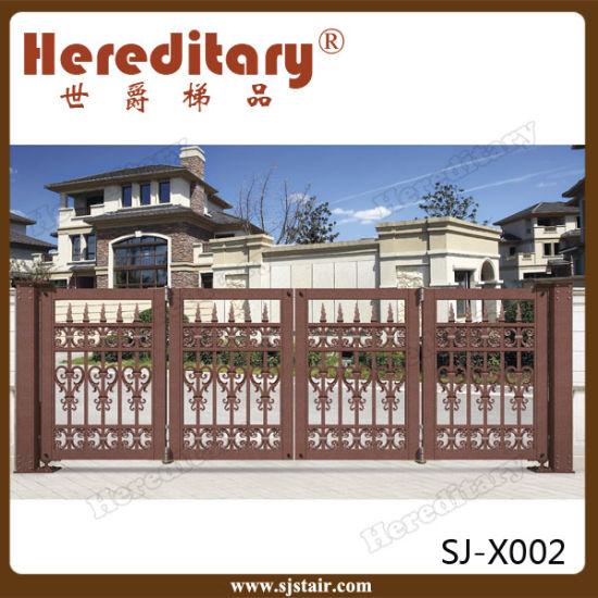 indian open driveway gate. Wholesale Indian House Main Aluminum Gate Design China