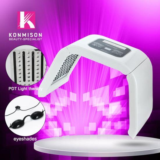 PDT Skin Whitening Face Beauty LED Light Therapy Equipment