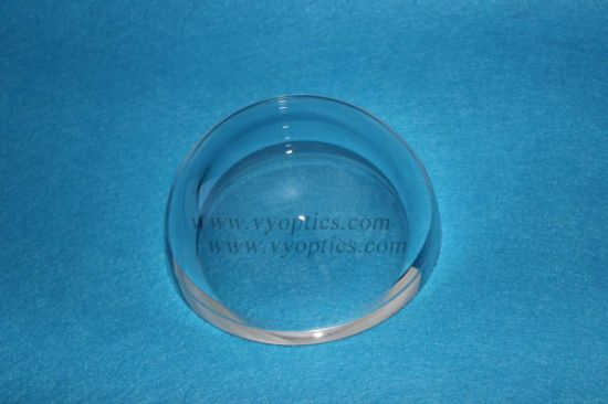 Sapphire Dome Lens for Underwater Camera Port pictures & photos