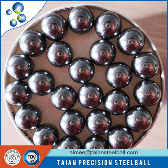 Factory Top Quality AISI1010 G1000 Carbon Steel Ball Bearing Ball pictures & photos