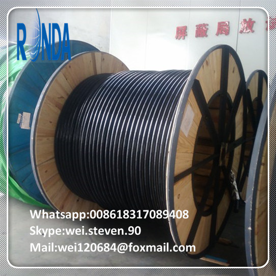 Underground 1.8KV 3KV XLPE Insulated Steel Wire Armored Power Cable pictures & photos
