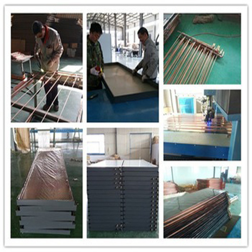 Hot 2016 Chinese Solar Energy Flat Plate pictures & photos