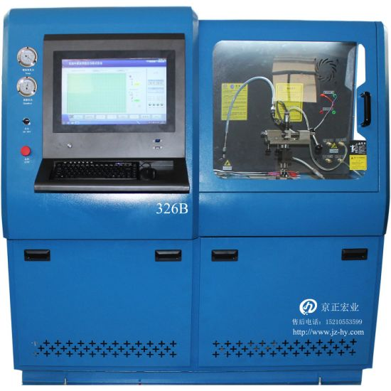 Common Rail Injector and Heui Injector Test Bench