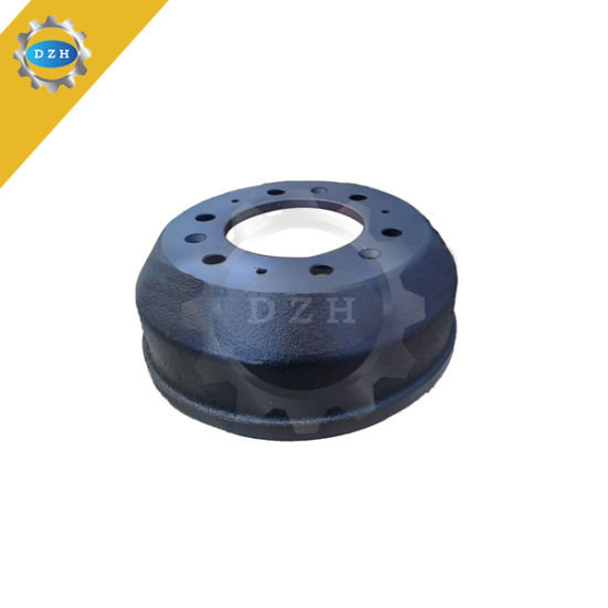 High Quality Iron Auto Part Brake Drum Chinese Supplier pictures & photos