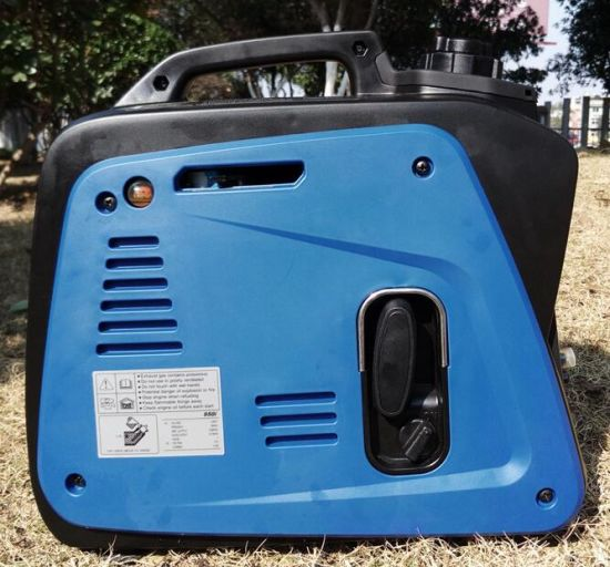 1.2kw Lightest Portable Inverter Gasoline Generator pictures & photos
