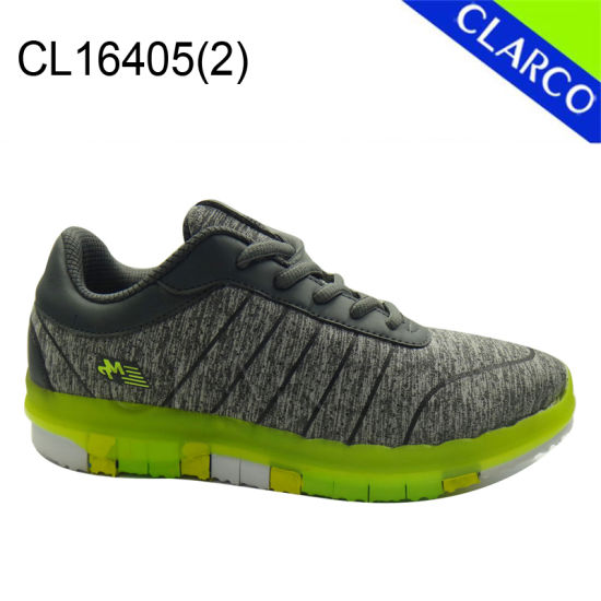 Women Sports Running Sneaker with TPU Sole pictures & photos