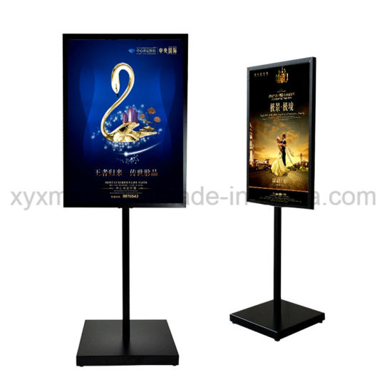 Exhibition Stand Advertising : China outdoor floor exhibition banner display stand advertising
