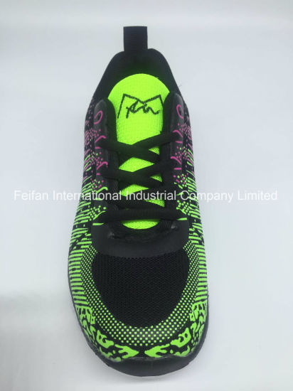 Best Seller Cheap Athletic Sport Shoes Running Shoes Sneaker Shoes FF171218 pictures & photos