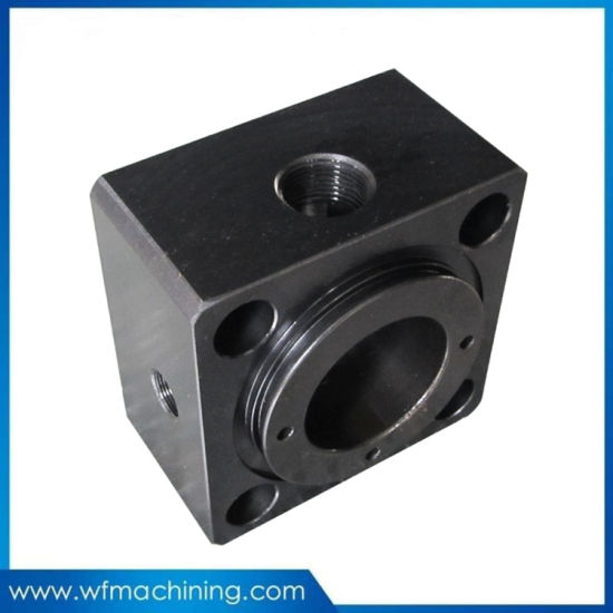 Customized Die Forging Oil Cylinder Parts/Hot Forging Oil Cylinder Cover