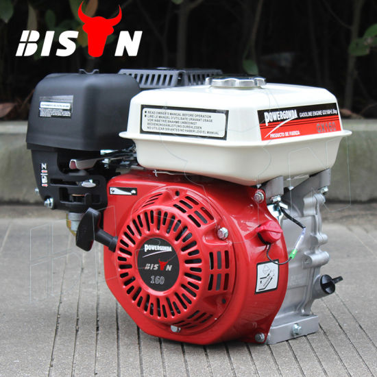 Bison (China) Factory Price BS160 Ohv Structure Air-Cooled Universal ...