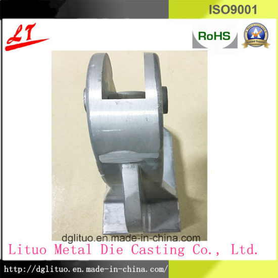 Aluminum Die-Casting Mold for Telecom Components