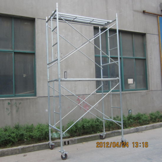 China Zds SGS Approved a Frame Scaffold for Construction - China ...