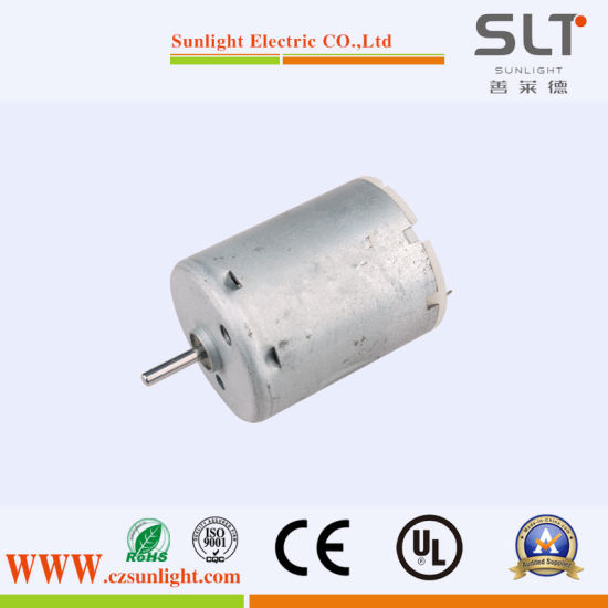 9V Brushing Pm Electric DC Brush Motor Apply for Scanner pictures & photos