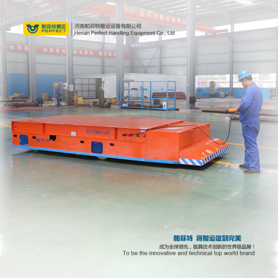 Large Table Die Transport Bogie for Injection Factory pictures & photos