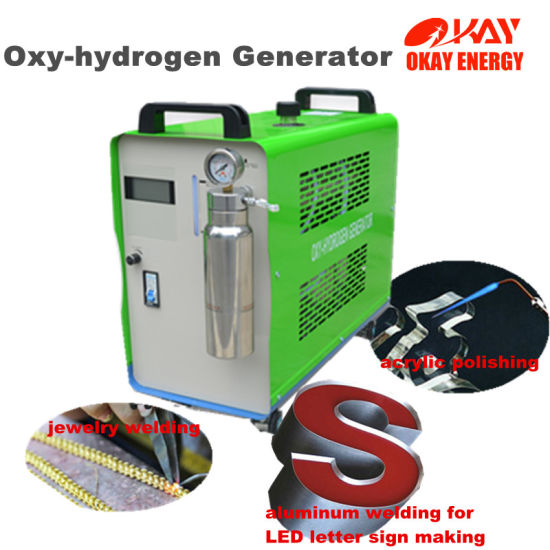 Jewelry Tools and Equipment Portable Oxy Hydrogen Jewelry Soldering Machine pictures & photos